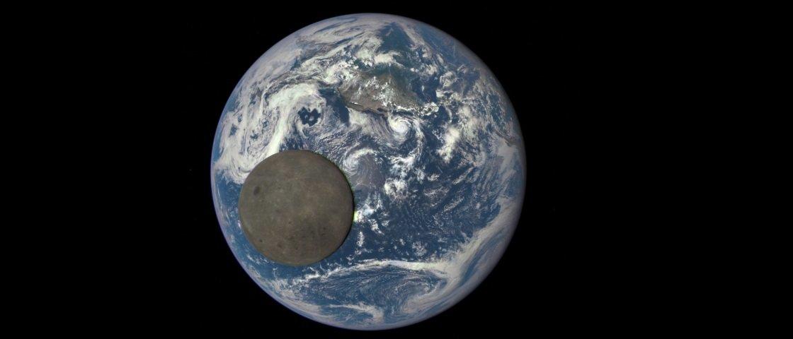 NASA divulga imagens incríveis do lado oculto da Lua