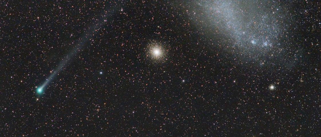 Segundo a NASA, vitamina B3 que existe na Terra pode ter vindo do espaço