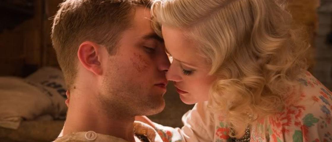 9 artistas que não gostaram de beijar seus parceiros de cena