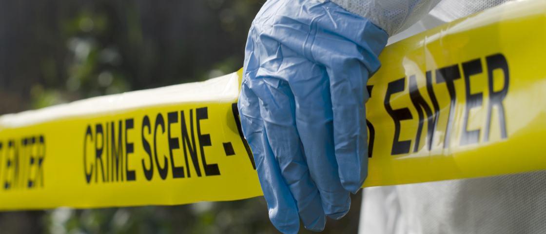 5 características assustadoras de quem trabalha limpando cenas criminais