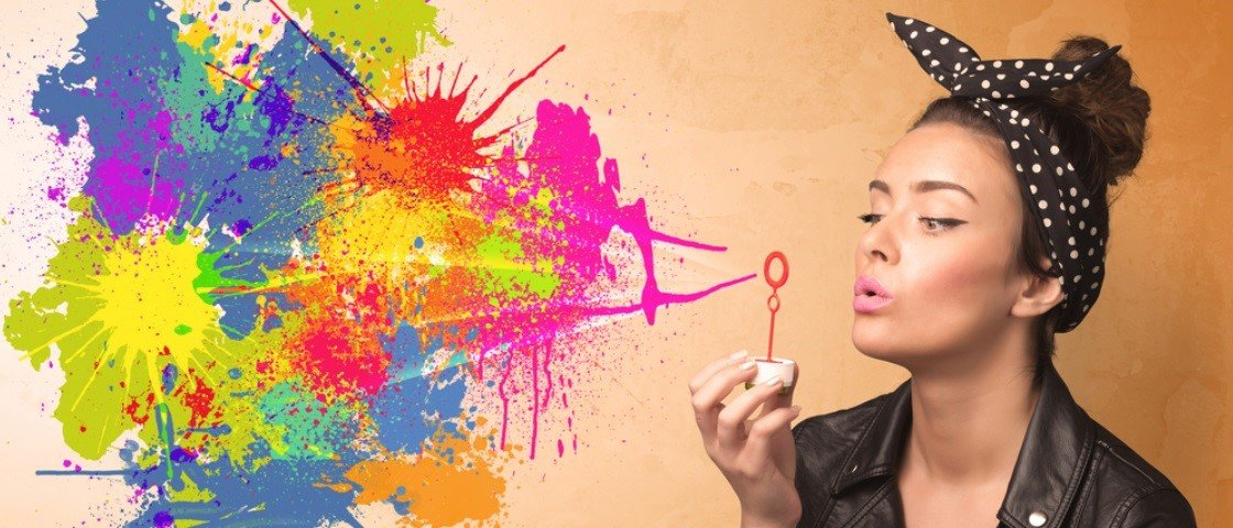 Tá sem criatividade? Estas 9 dicas vão resolver o seu problema
