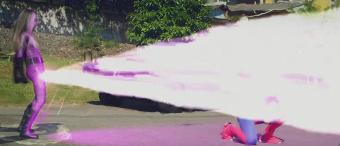 Pepeka poderosa mata bandidos em novo clipe de Mc Mayara