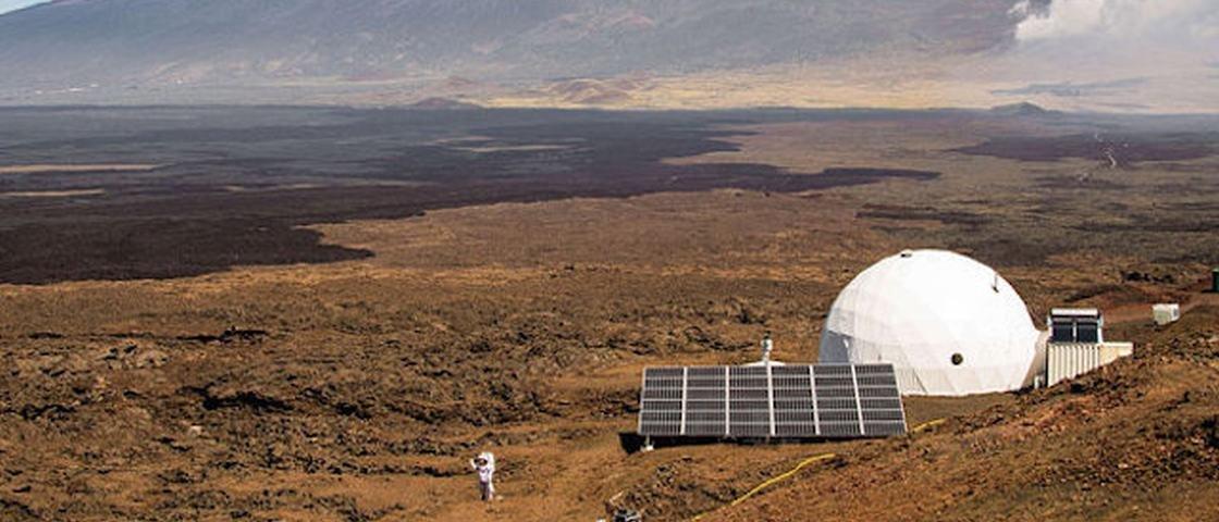 Big Brother marciano: NASA confina seis pessoas em redoma no Havaí