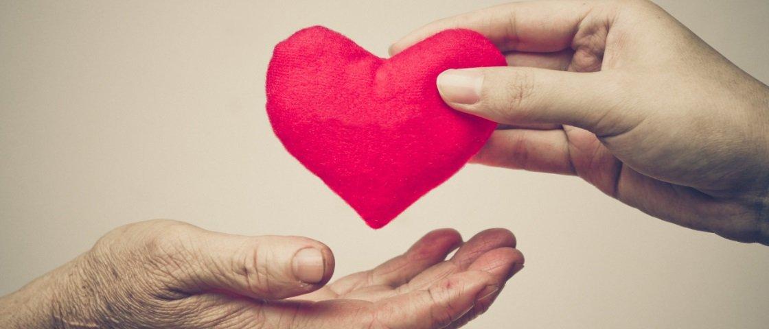 Sabia que o seu coração pode ser mais velho do que você?