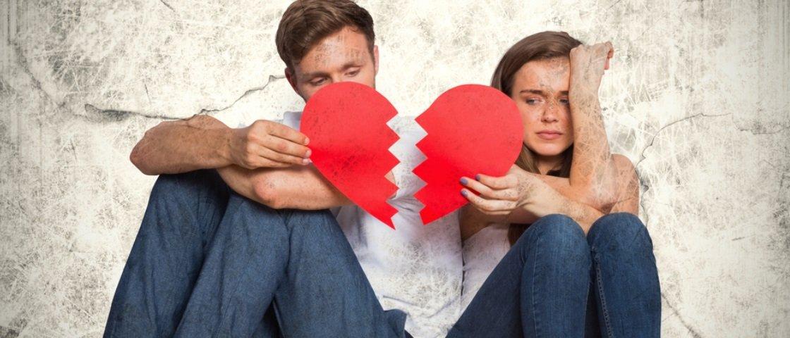 Terapeutas reúnem principais fatores que causam o fim de um relacionamento