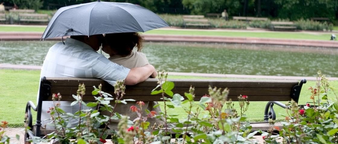 Como é produzido o cheiro da chuva ou de terra molhada?