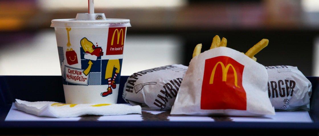 Saiba o que acontece com o seu corpo depois de você devorar um Big Mac