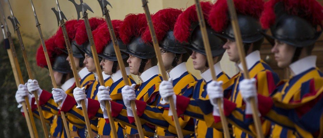 Dedicação ao Papa: conheça mais sobre a Guarda que protege o Sumo Pontífice