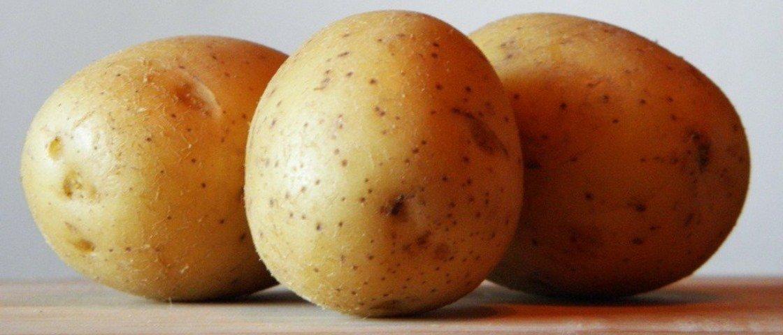 """Não é uma batata: informação sobre GIF da Terra """"deformada"""" está incorreta"""