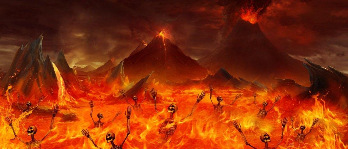 Non ecziste? 5 motivos que desacreditam a existência do Inferno Bíblico