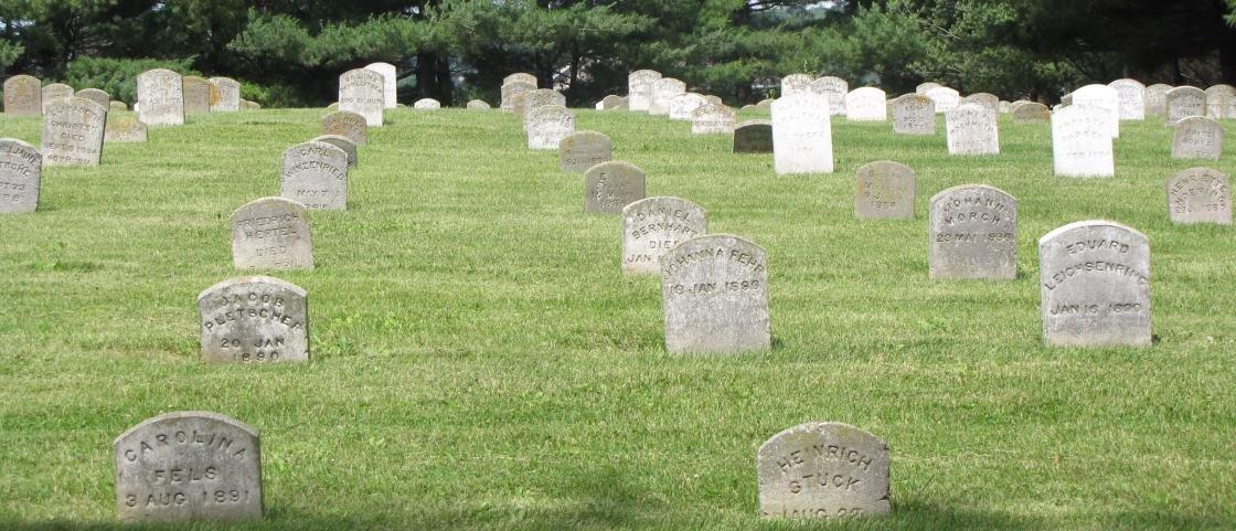 Descubra o significado de 11 símbolos existentes em túmulos e cemitérios