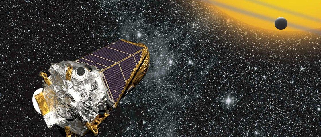 Teria o telescópio Kepler da NASA encontrado uma megaestrutura alienígena?