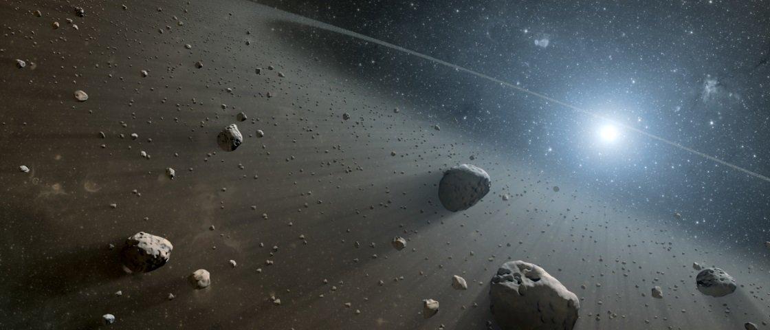 Asteroide vai passar pela vizinhança da Terra no Halloween