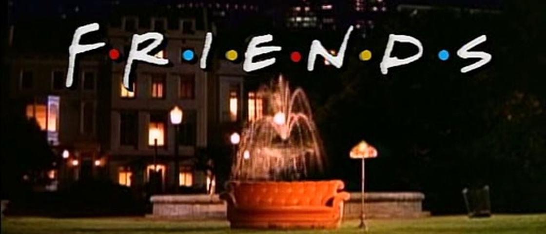 E se a abertura da sua série favorita fosse que nem a de 'Friends'?