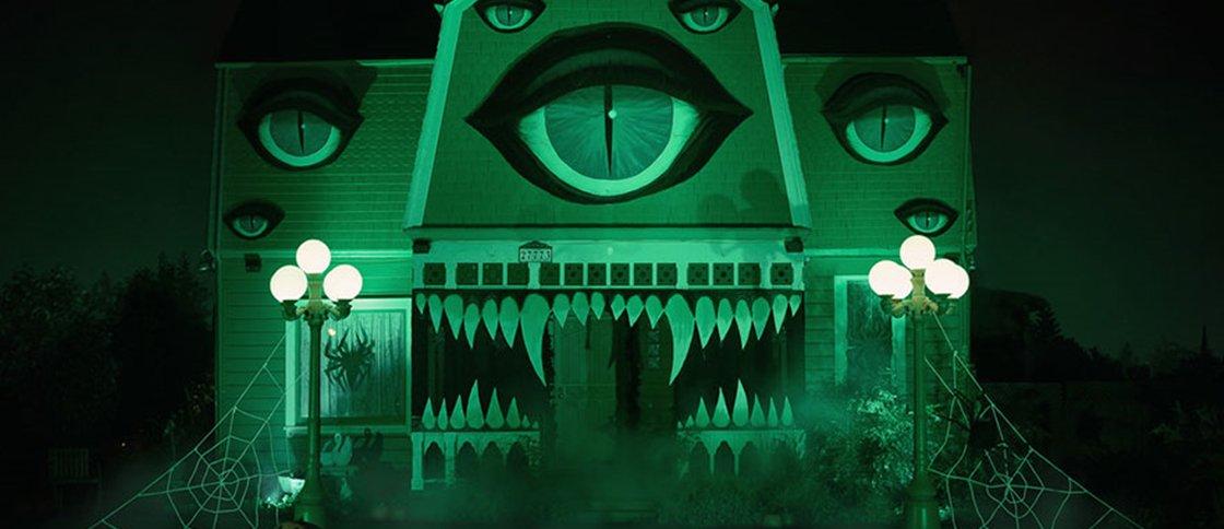 17 casas incrivelmente decoradas para o Halloween