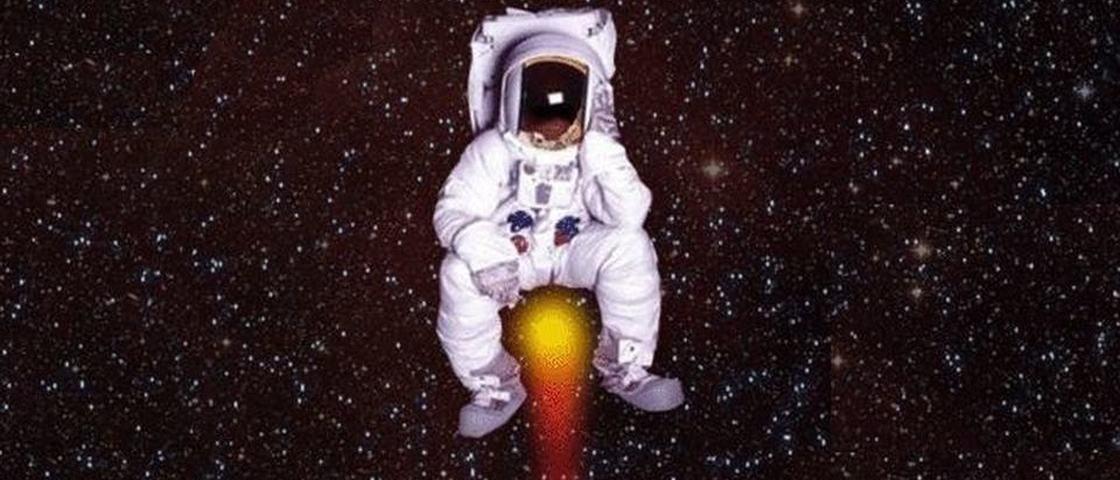 Mito ou verdade: peidar no espaço ajuda o astronauta a se locomover?