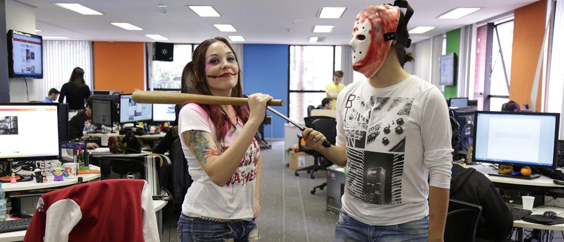 Halloween do Grupo NZN: veja as fantasias da galera!