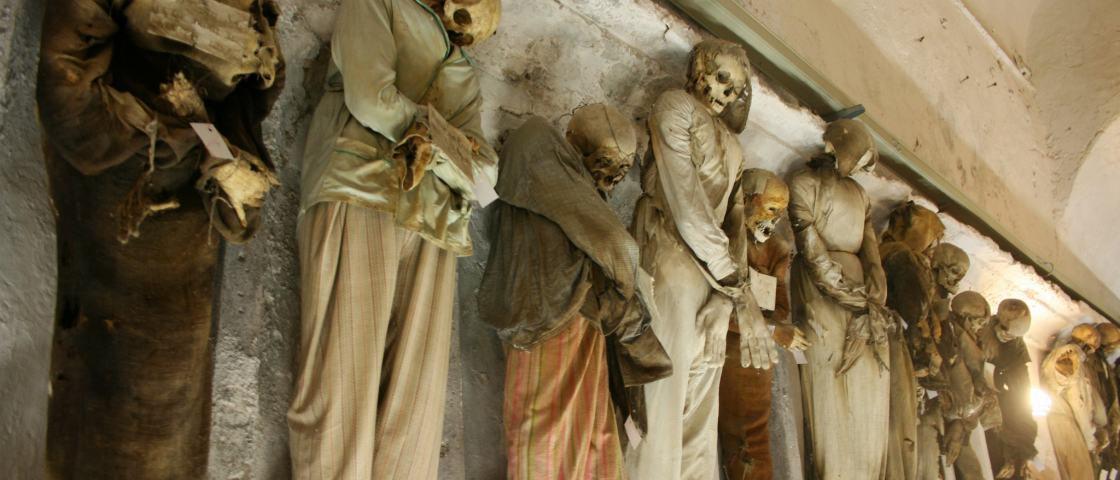 5 lugares assustadores e macabros para você visitar na Europa