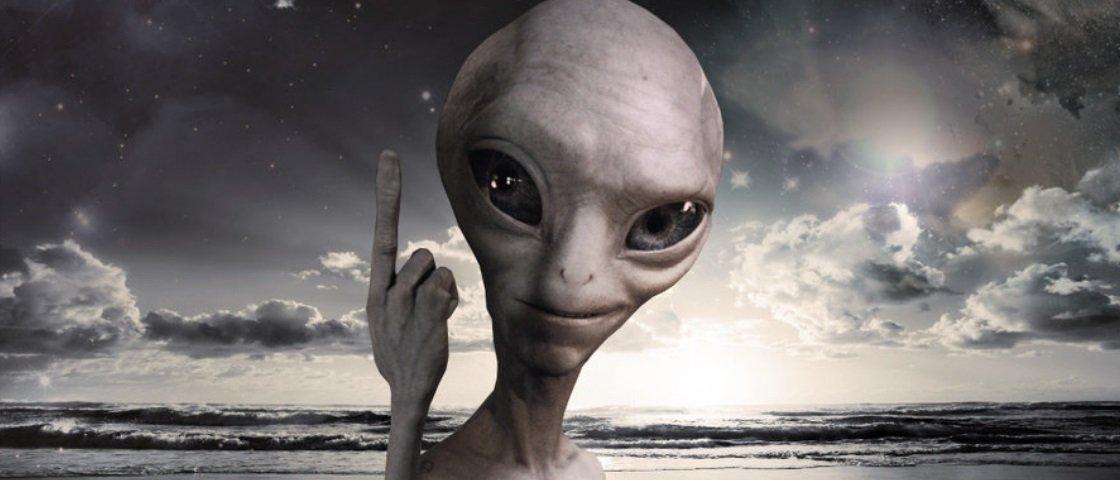 """Como seria o """"rala e rola"""" de seres alienígenas?"""