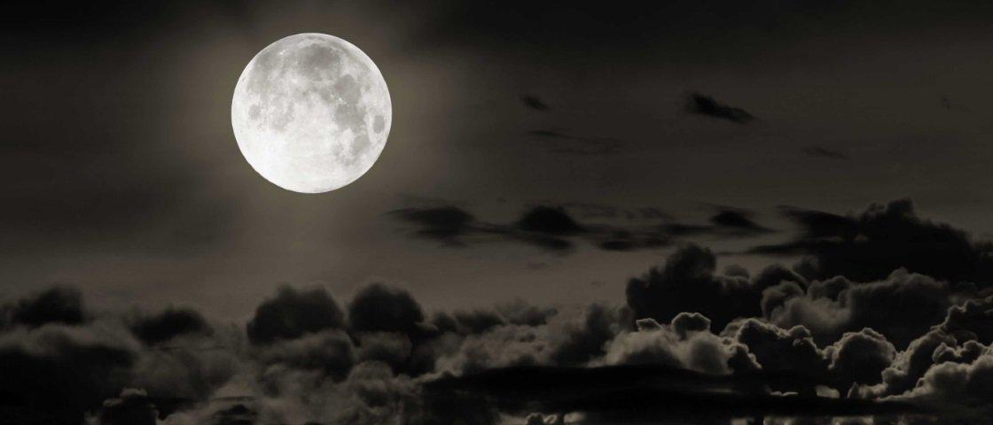 """Sabia que a Lua pode fazer você """"pesar menos""""?"""