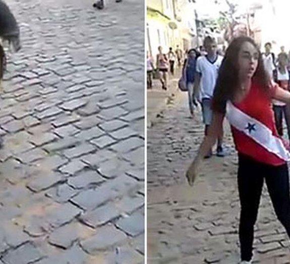Briga entre adolescentes viraliza na internet: 'Já acabou, Jéssica?'
