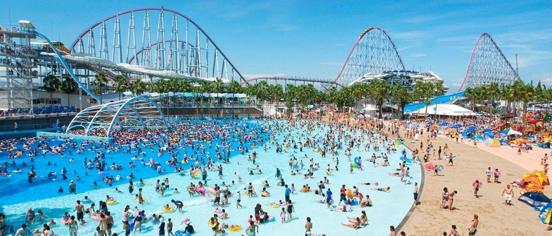 10 parques de diversões sensacionais que você precisa conhecer