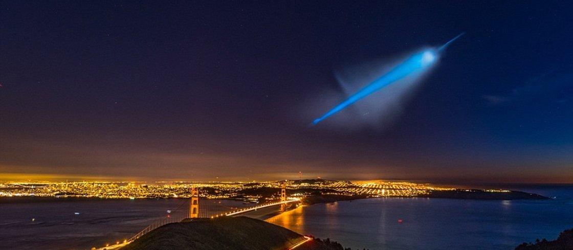 10 histórias de luzes misteriosas vistas no céu