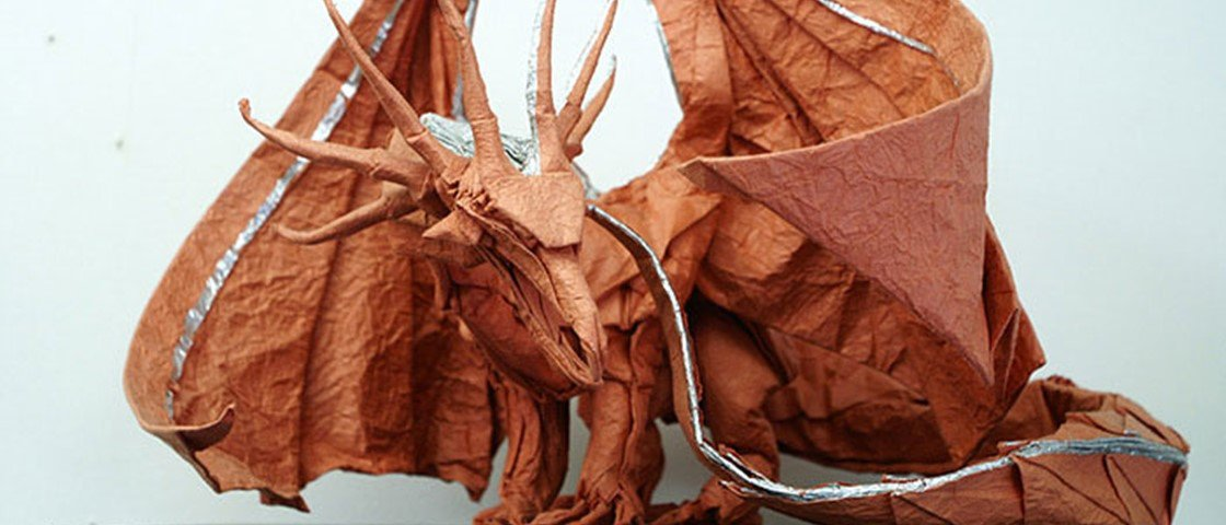 15 origamis impressionantes que vão te deixar boquiaberto