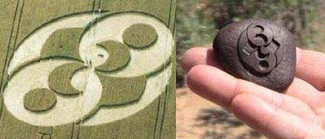 Você conhece a enigmática Pedra de Roswell, supostamente feita por ETs?