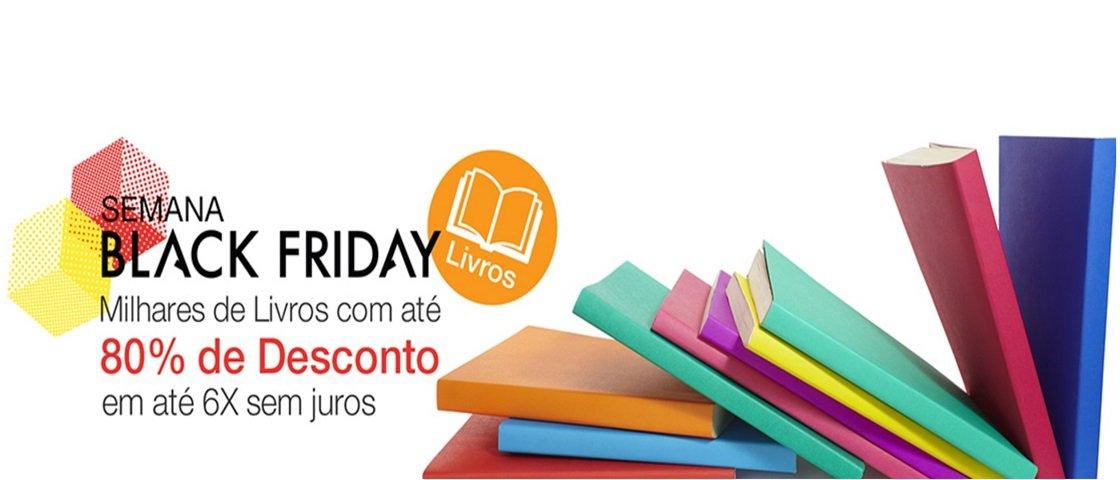 Amazon.com.br tem milhares de livros com até 80% de desconto; veja ofertas