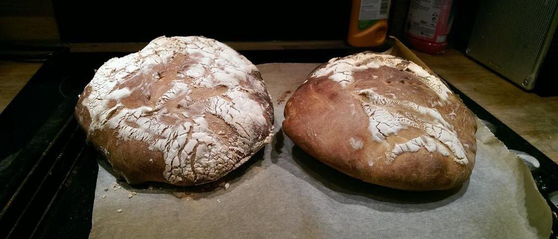 Blogueira prepara pão usando fungos de sua própria vagina