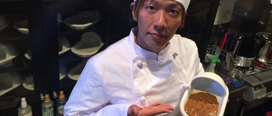Nojento: ator pornô japonês abre café que serve comida com sabor de cocô