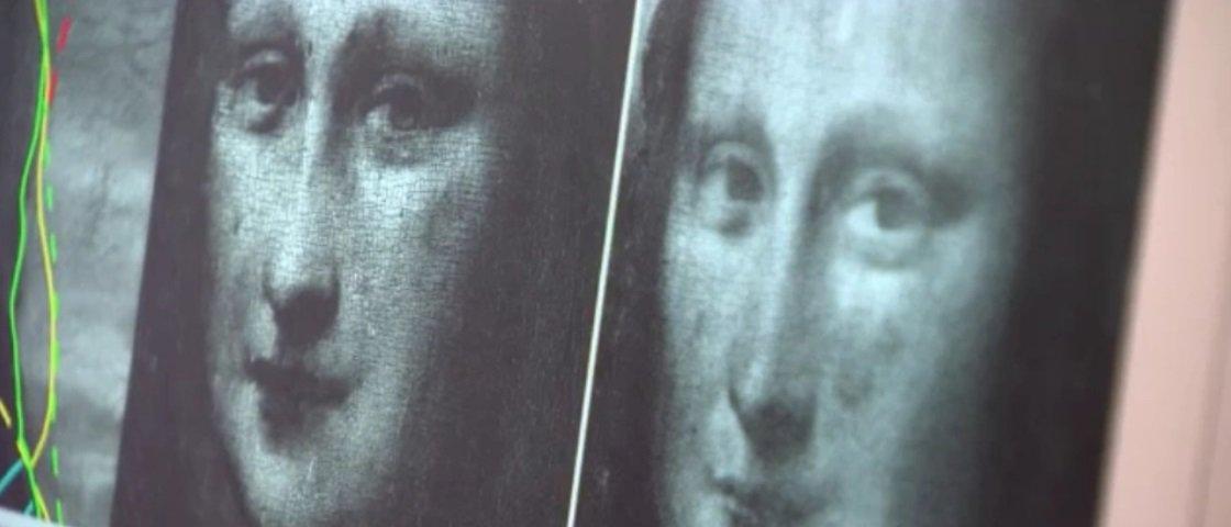 """Pesquisador afirma que há outro rosto sob """"Mona Lisa"""" – veja!"""
