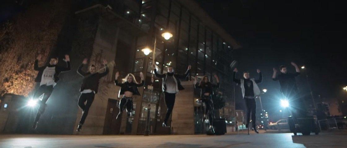Este vídeo vai fazer você começar a gostar de dança irlandesa agora