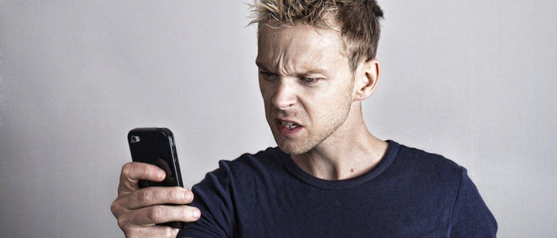 Você não deve finalizar as suas mensagens de texto com ponto, alerta estudo
