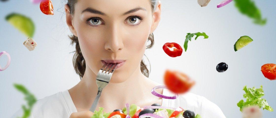 O que será que as primeiras pessoas imortais vão comer?