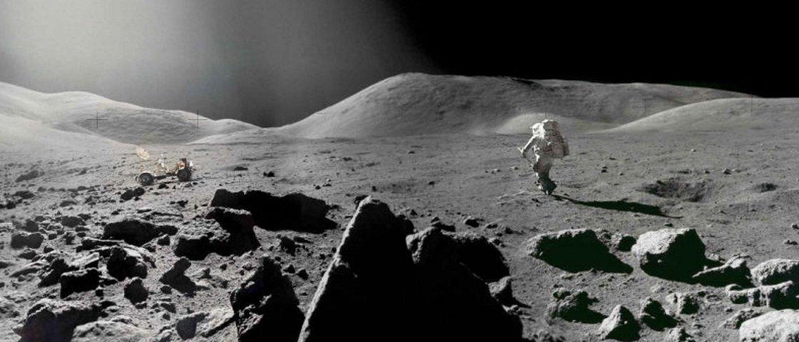 Você sabe por que o homem nunca mais foi à Lua?