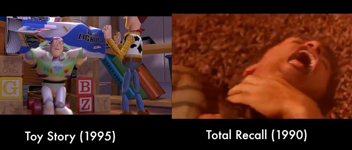 Confira algumas das homenagens que a Pixar já fez ao Cinema [vídeo]