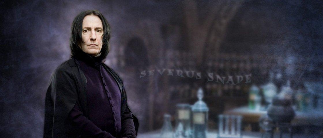 Morre o ator Alan Rickman, o 'Snape' de Harry Potter