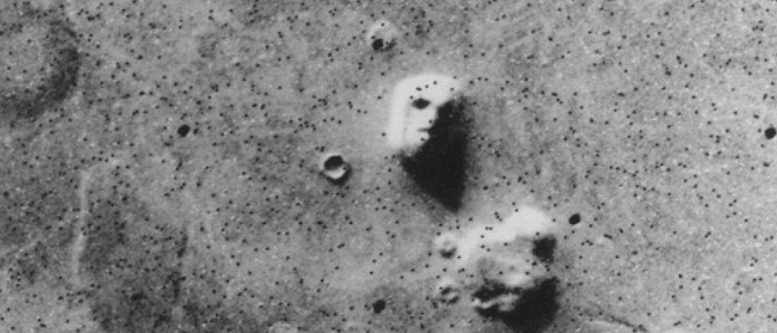 Confira outras 20 figuras bizarras que já foram avistadas em Marte