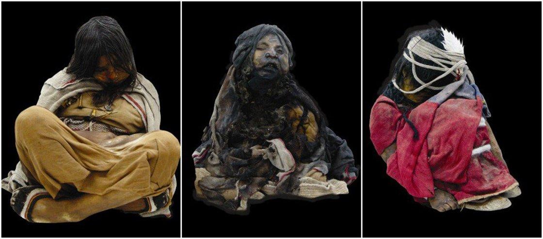 10 sepulturas que causaram surpresa ao serem encontradas