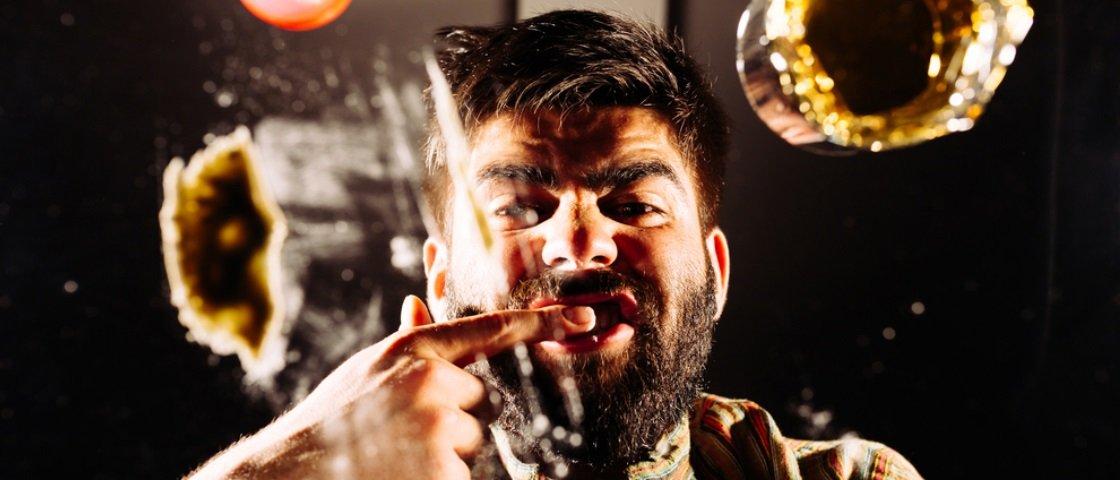 11 formas bizarras (e não recomendadas) de ficar doidão