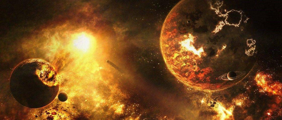 4 teorias sinistras a respeito da destruição do Universo