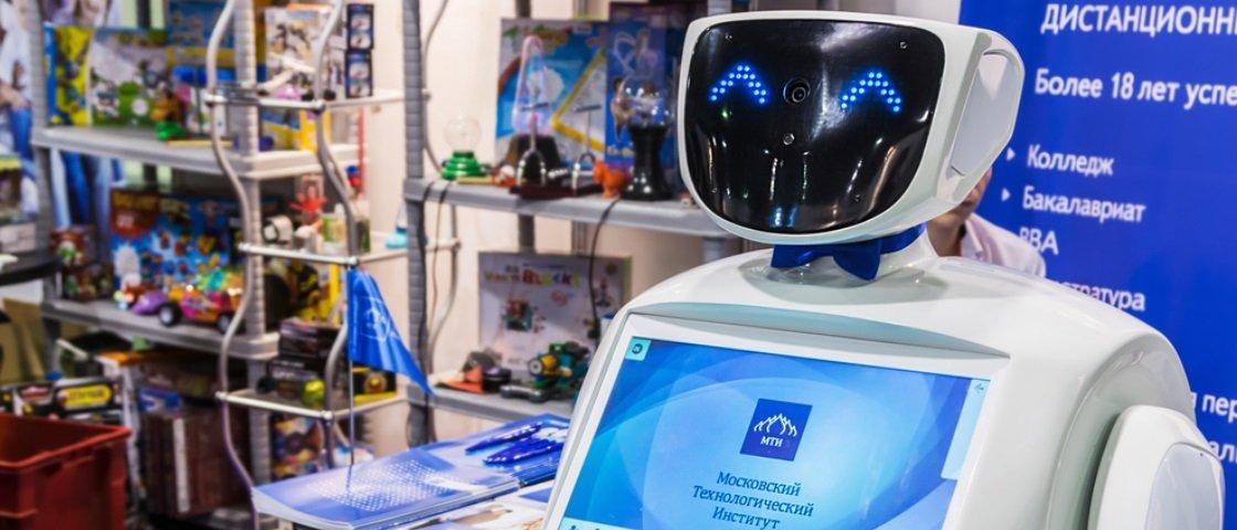 Como é possível que uma pessoa ame um robô?