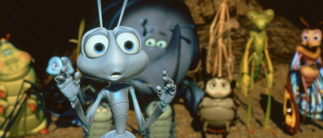 Tente não se espantar: seu quarto pode ter mais insetos do que você imagina