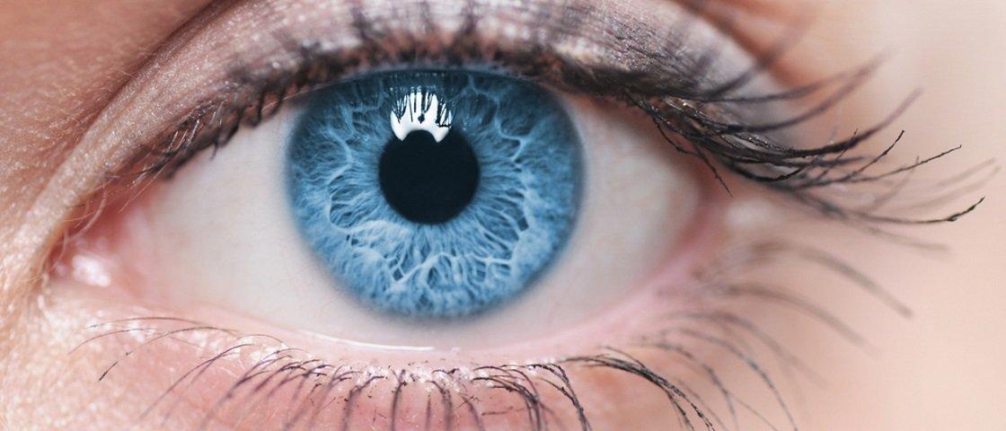 Por que nossos olhos tremem?