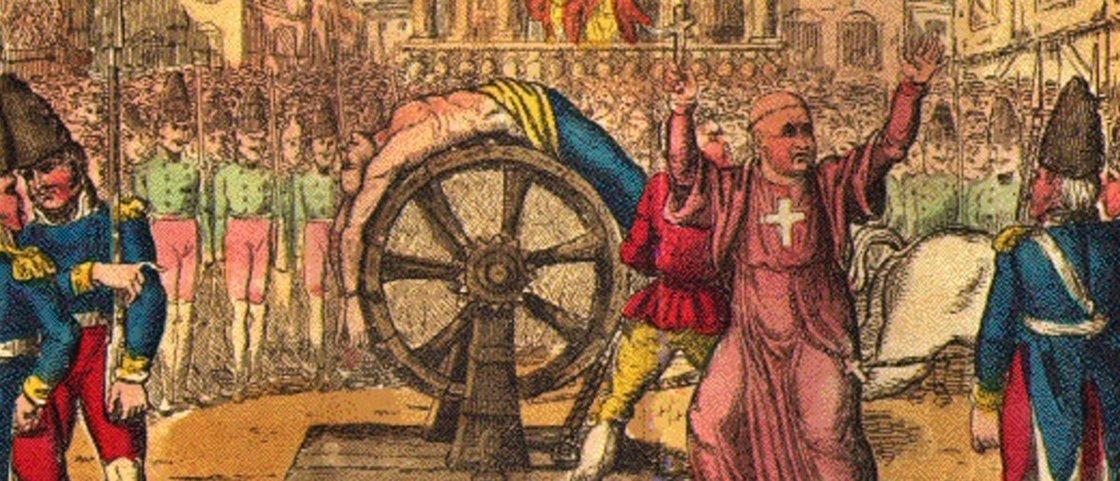 6 torturas horríveis infligidas aos primeiros cristãos