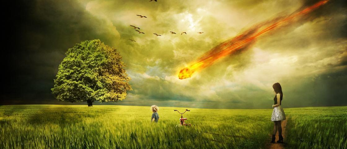 O mundo vai acabar hoje e você nem sequer sabia disso