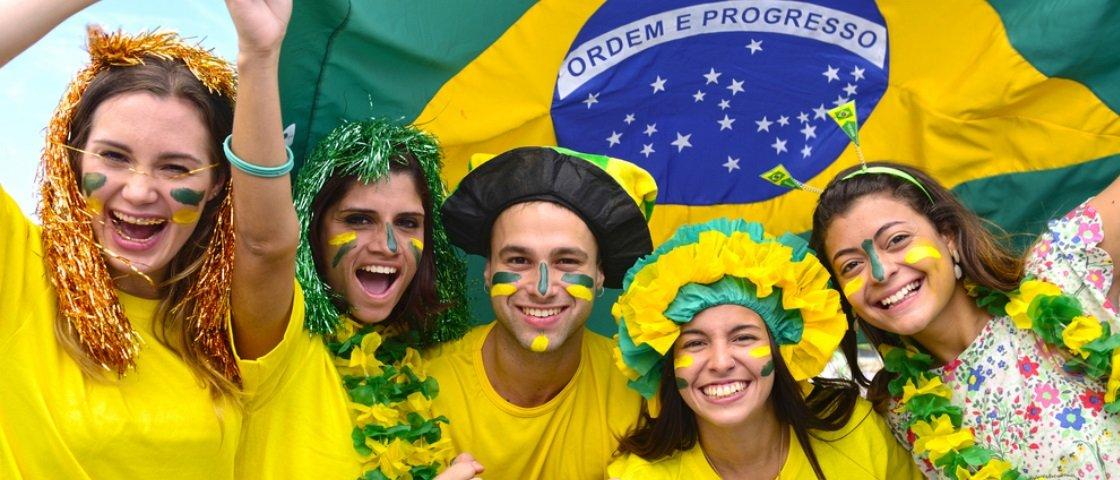 Este site listou 25 motivos pelos quais o Brasil seria a 'alegria da festa'