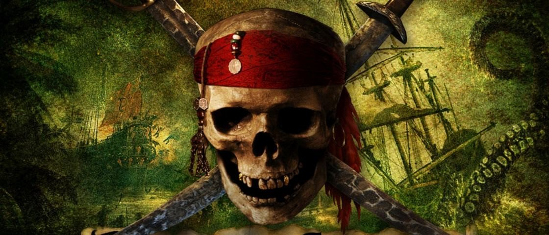 5 dos piratas mais terríveis de todos os tempos